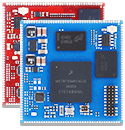 SQM4 module package component