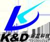 K&D logo